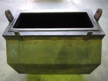 バレル研磨機内面ゴムライニング