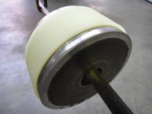ターニングロール巻替加工