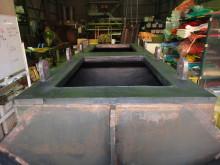 超特大バレル研磨機ゴムライニング2