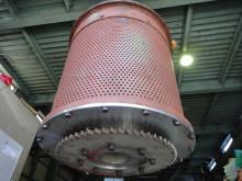 円筒バレル研磨機ゴムライニング3